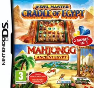 2 Games in 1: Jewel Master: Cradle of Egypt + Mahjongg: Ancient Egypt
