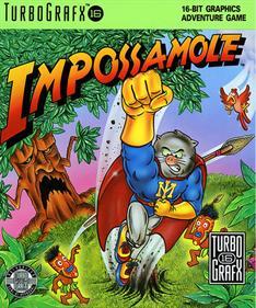Impossamole - Box - Front