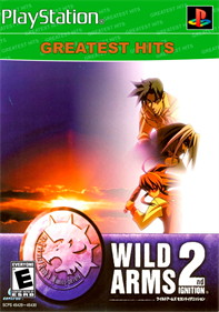 Wild Arms 2 - Fanart - Box - Front