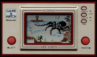 Octopus  - Cart - Front