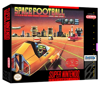 Space Football: One on One - Box - 3D
