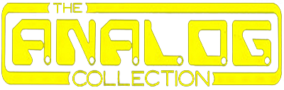 The Analog Collection - Clear Logo