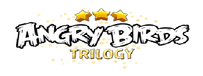 Angry Birds Trilogy - Clear Logo