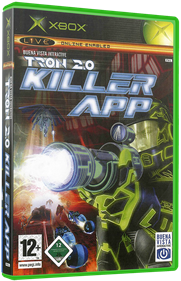 Tron 2.0: Killer App - Box - 3D