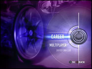 Juiced 2: Hot Import Nights - Screenshot - Game Select