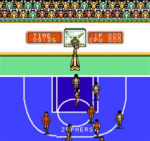 All-Pro Basketball - Screenshot - Gameplay