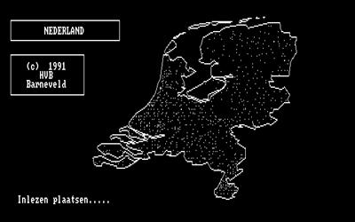 Nederland - Screenshot - Game Title