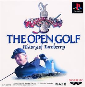 Open Golf, The: History of Turnberry