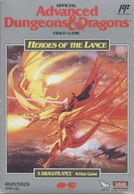 Heroes of the Lance - Box - Front