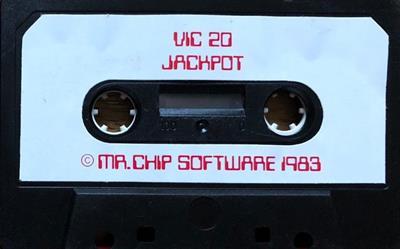Jackpot - Cart - Front