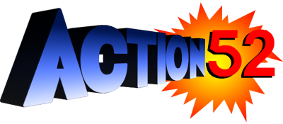Action 52 - Clear Logo