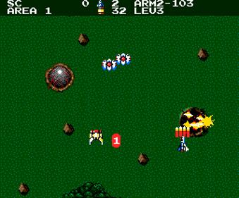 Aleste 2 - Screenshot - Gameplay