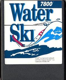 Water Ski - Cart - Front