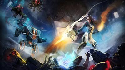 Ion Fury - Fanart - Background