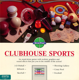 ClubHouse Sports