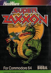 Super Zaxxon (HesWare)