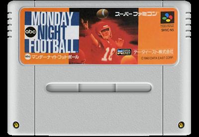 ABC Monday Night Football - Fanart - Cart - Front
