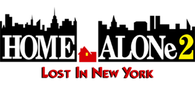 Home Alone 2: Lost in New York - Clear Logo