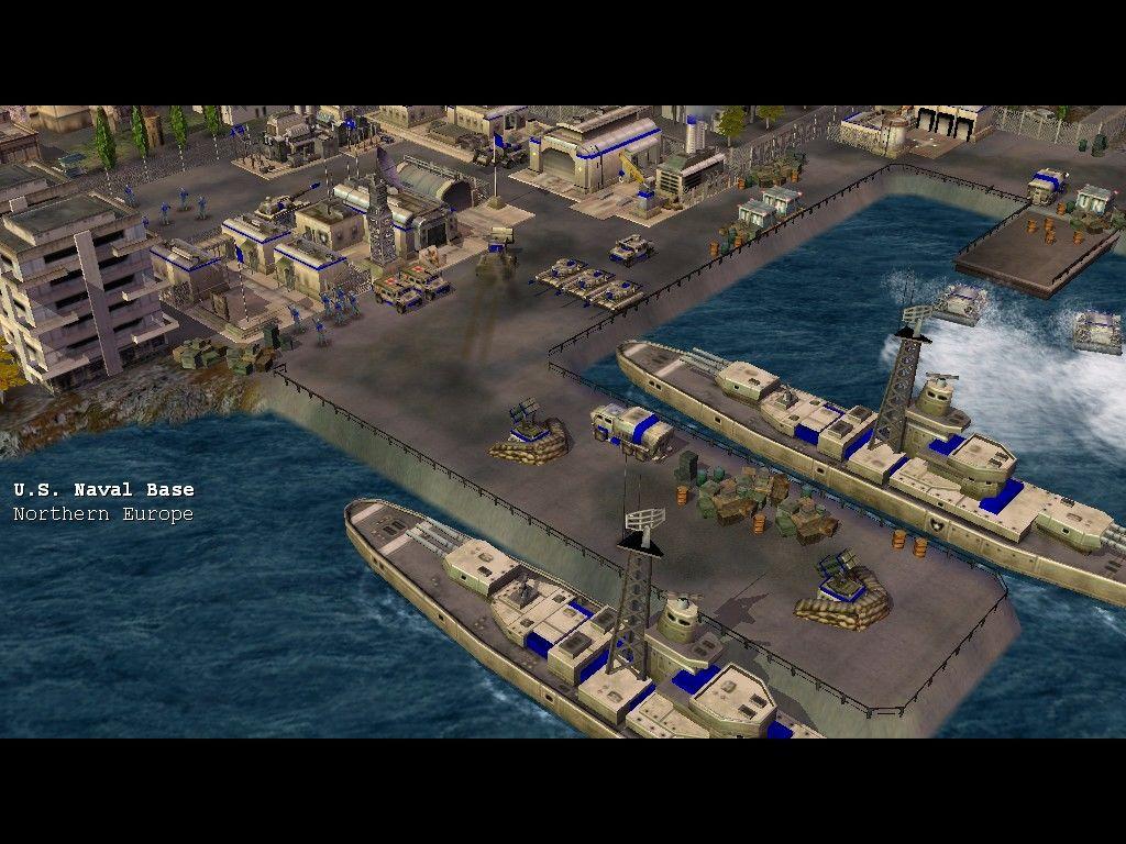 Command Amp Conquer Generals Zero Hour Details
