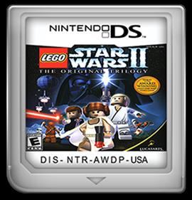 LEGO Star Wars II: The Original Trilogy - Fanart - Cart - Front