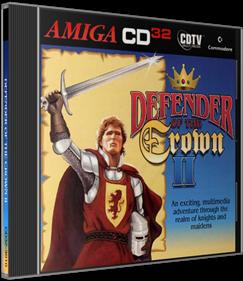 Defender of the Crown II - Box - 3D