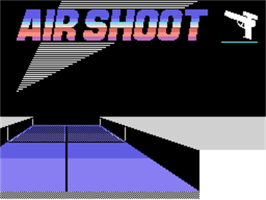 Air Hockey - Screenshot - Game Title
