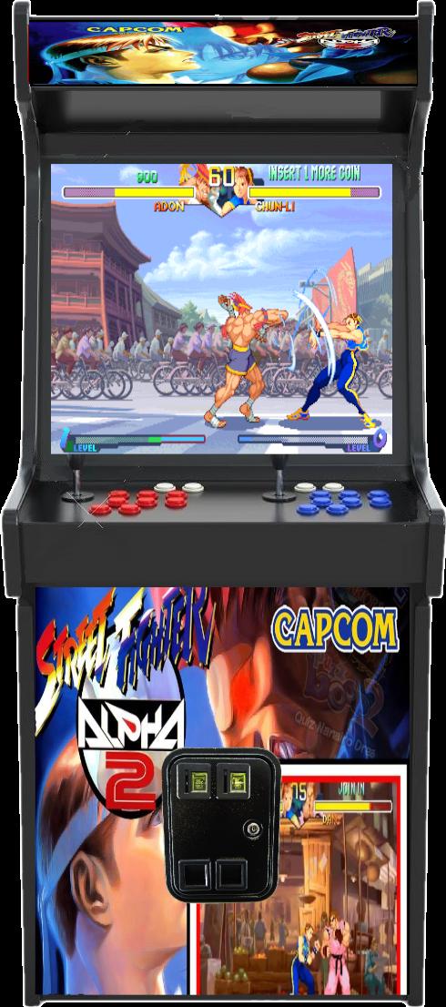 Street Fighter Alpha 2 Details Launchbox Games Database