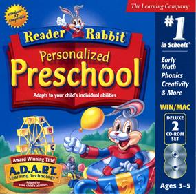 Reader Rabbit Personalized Preschool