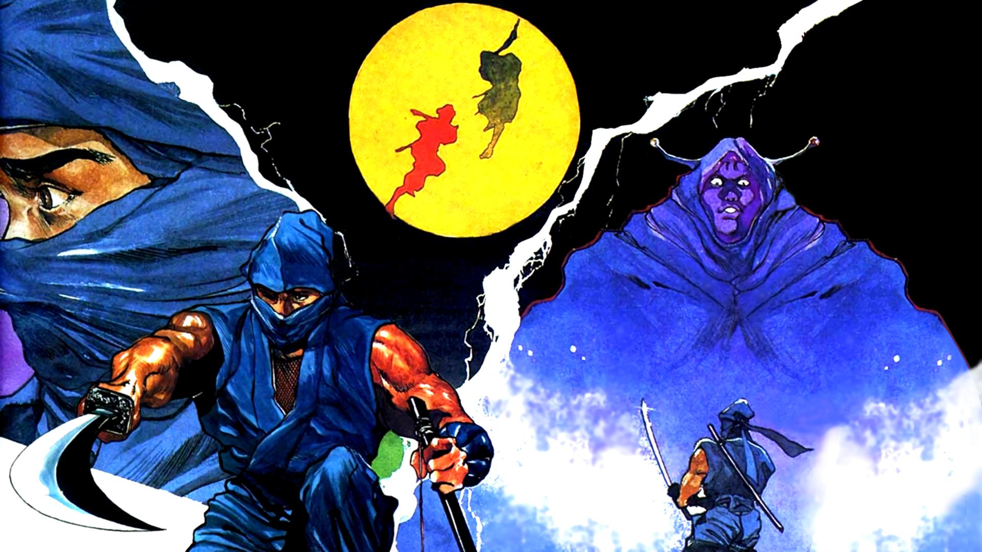 Ninja Gaiden Trilogy Details Launchbox Games Database