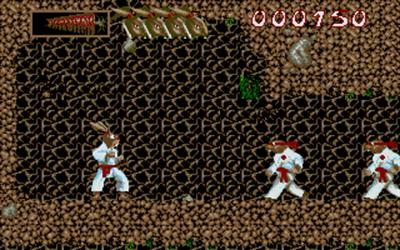Ninja Rabbits - Screenshot - Gameplay