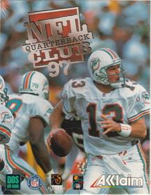 NFL Quarterback Club 97 - Box - Front
