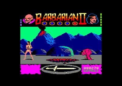 Barbarian II: The Dungeon of Drax - Screenshot - Gameplay