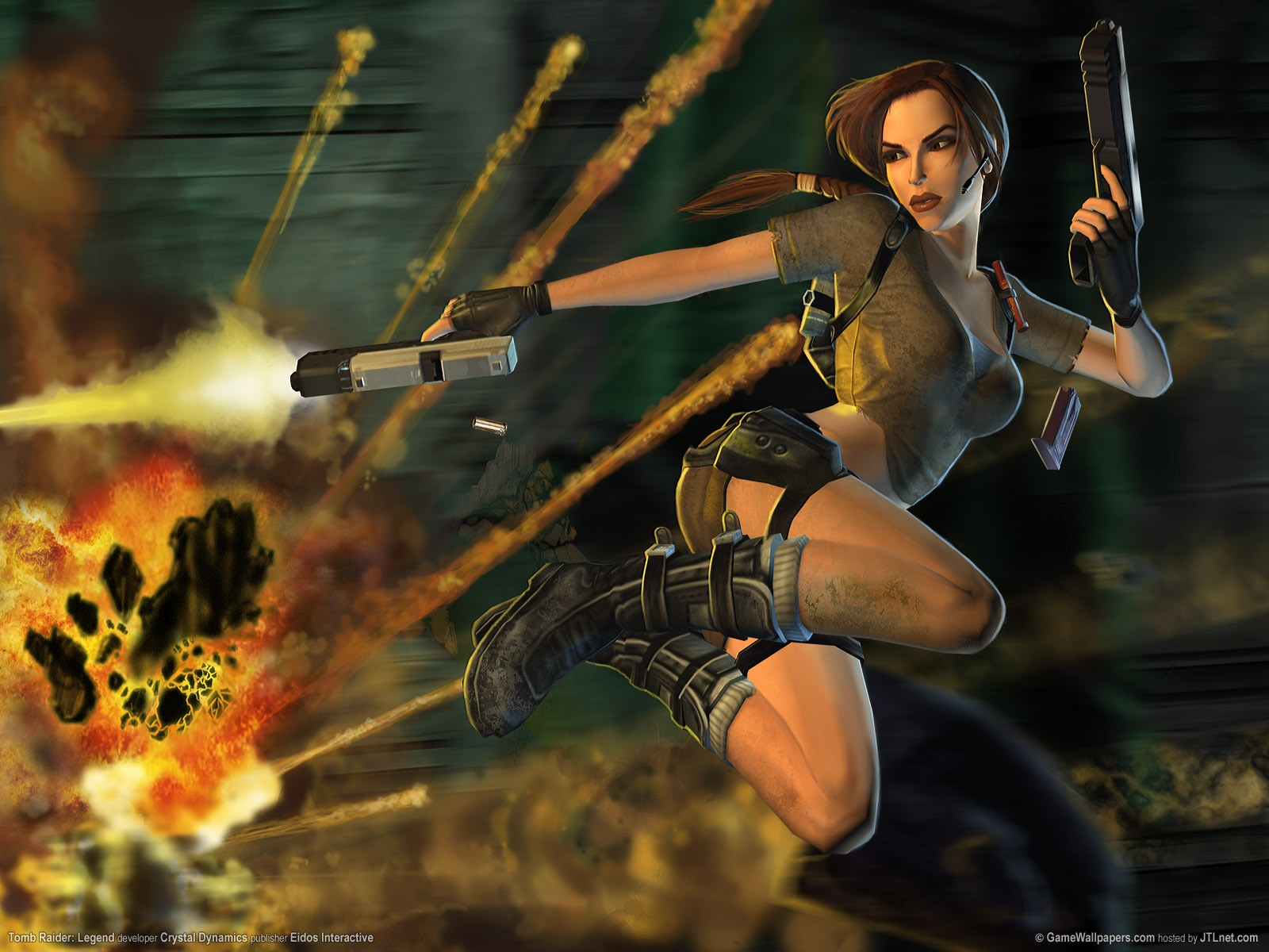 Tomb Raider Legend Details Launchbox Games Database