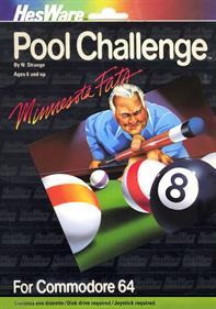 Minnesota Fats Pool Challenge