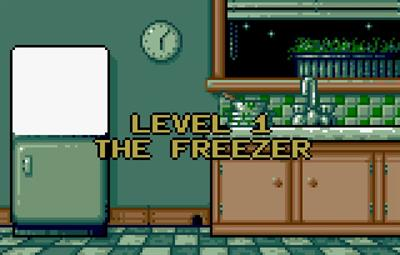 Kung Food - Screenshot - Gameplay