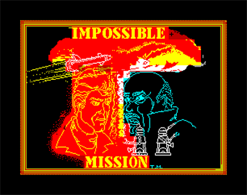 Impossible Mission - Screenshot - Game Title