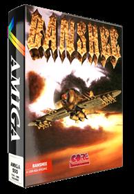 Banshee - Box - 3D