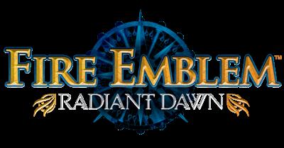 Fire Emblem: Radiant Dawn - Clear Logo
