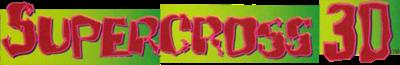 SuperCross 3D - Clear Logo