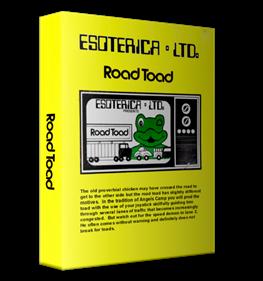 Road Toad - Box - 3D