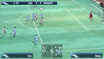 UEFA Champions League 2006-2007 - Screenshot - Gameplay