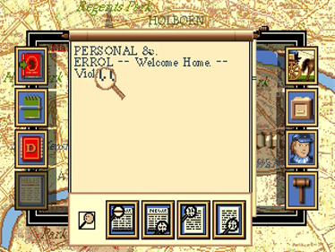 Sherlock Holmes: Consulting Detective - Screenshot - Gameplay