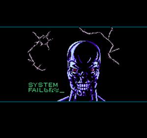 RoboCop Versus The Terminator - Screenshot - Game Over