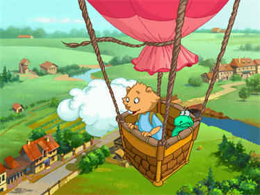 Gregory and the Hot Air Balloon - Screenshot - Gameplay