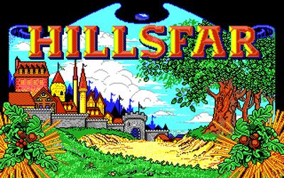 Hillsfar - Screenshot - Game Title