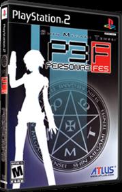 Shin Megami Tensei: Persona 3 FES - Box - 3D