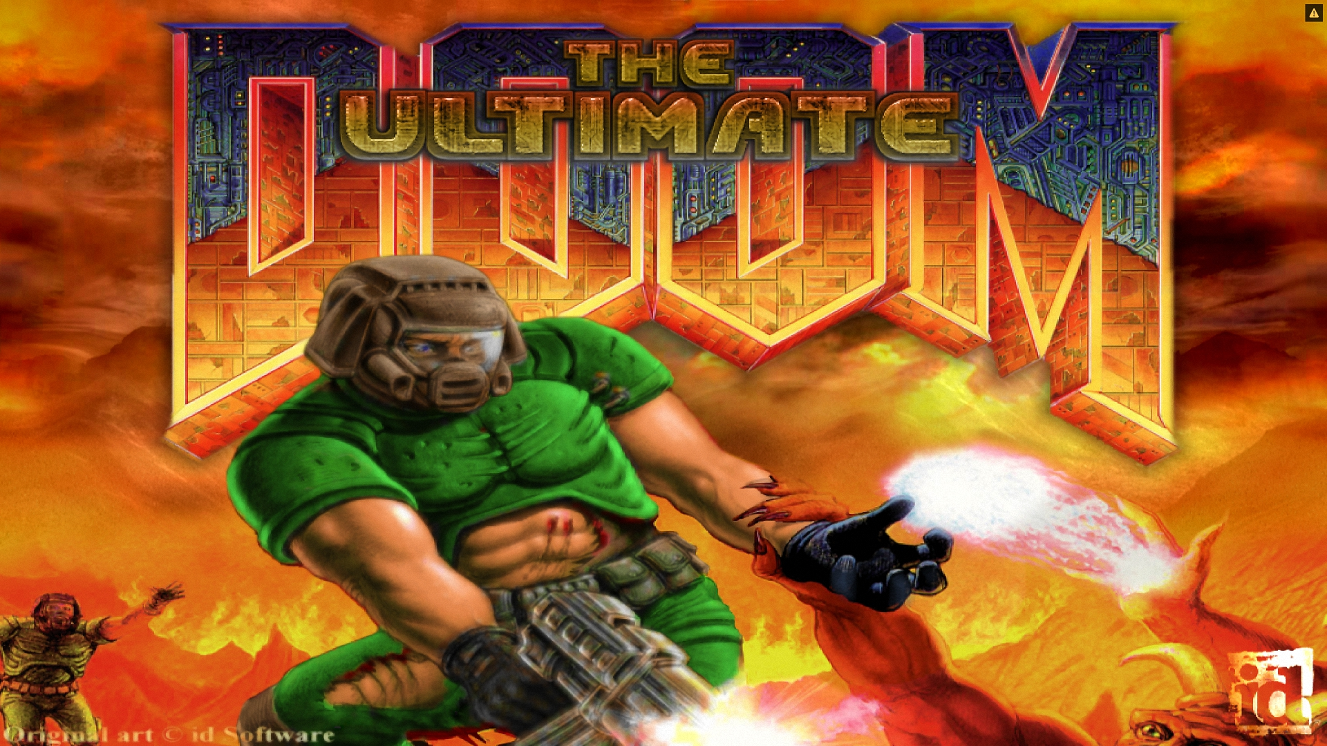 The Ultimate DOOM Details