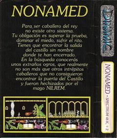 Nonamed - Box - Back
