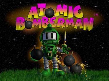 Atomic Bomberman - Screenshot - Gameplay