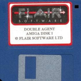 Double Agent - Disc
